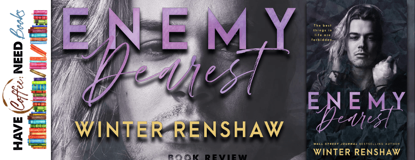 Enemy Dearest by Winter Renshaw
