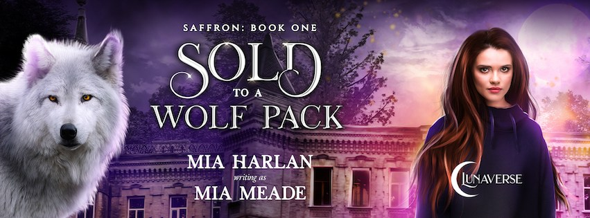 Sold to a Wolf Pack by Mia Meade