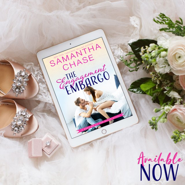 The Engagement Embargo by Samantha Chase