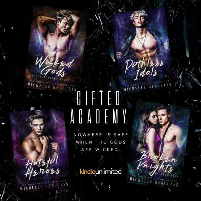 Gifted Academy by Michelle Hercules