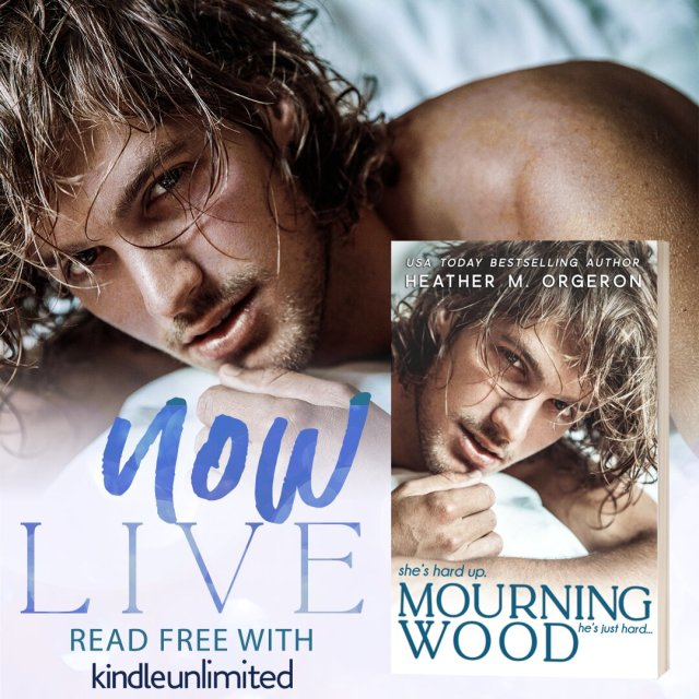 Mourning Wood by Heather M. Orgeron