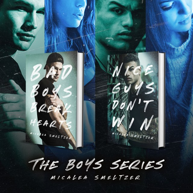 The Boys Series by Micalea Smeltzer