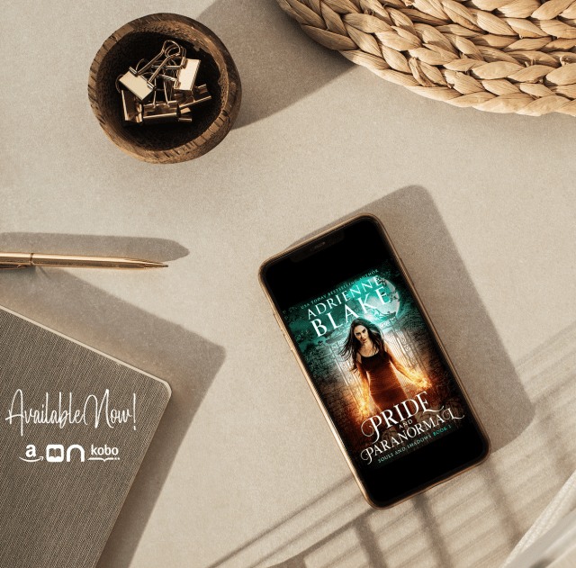 Pride and Paranormal by Adrienne Blake