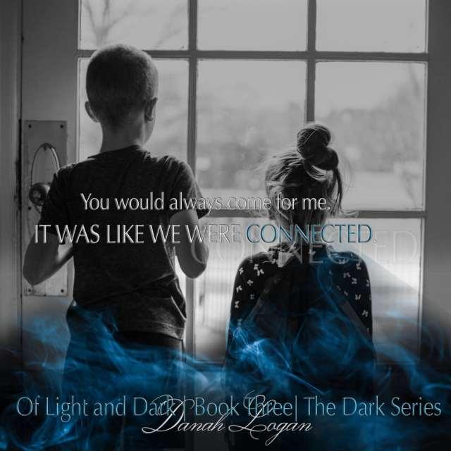 Of Light and Dark by Danah Logan