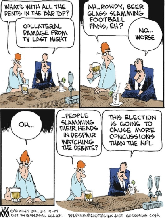 Top Democratic Presidential Candidates 2016