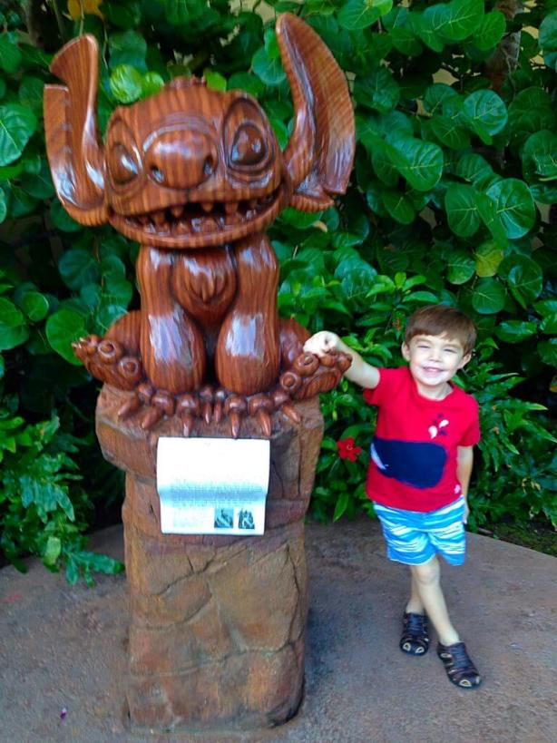 Visiting Aulani with a preschooler
