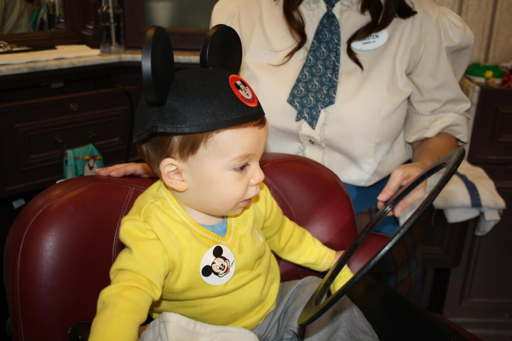 The Ultimate Guide to taking a baby to Walt Disney World