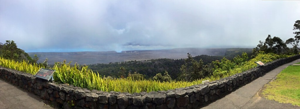 hawaii volcanoes national park with kids