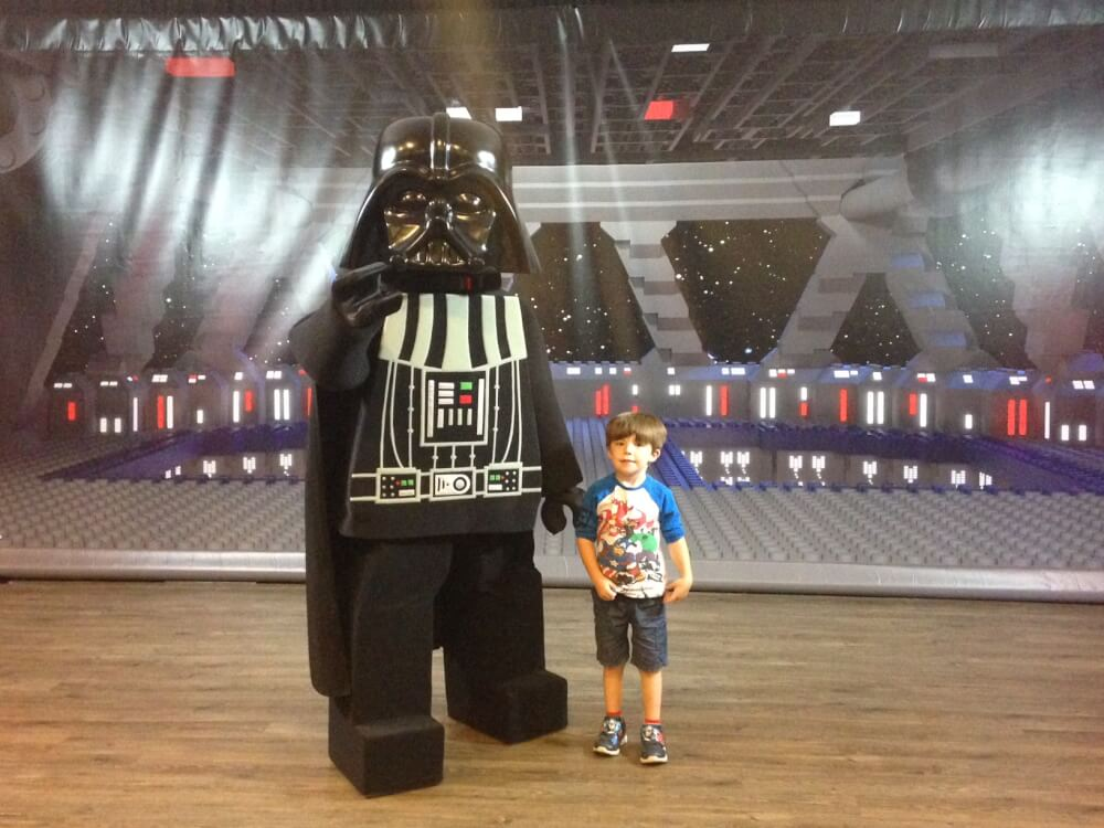 Why LEGO Star Wars Weekends at Legoland Florida are a must for any Star Wars fan!
