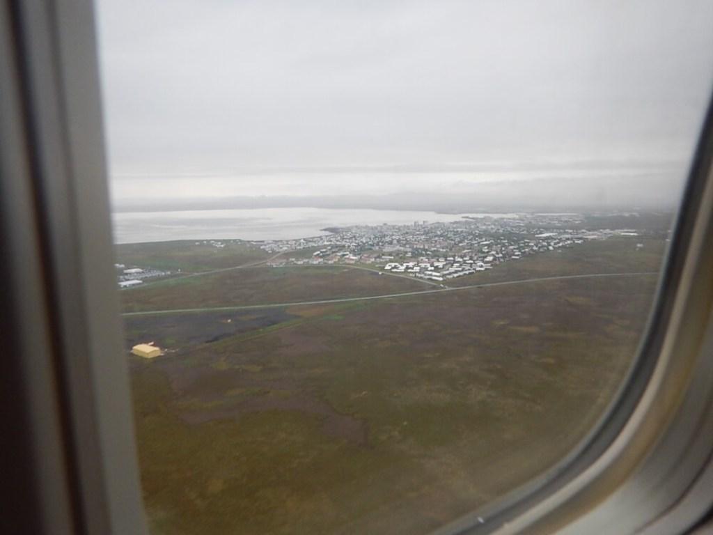 stopover in Iceland