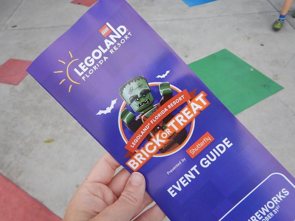 Legoland Florida Brick or Treat