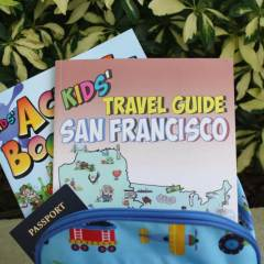 Kids' Travel Guides from FlyingKids: A review and a giveaway