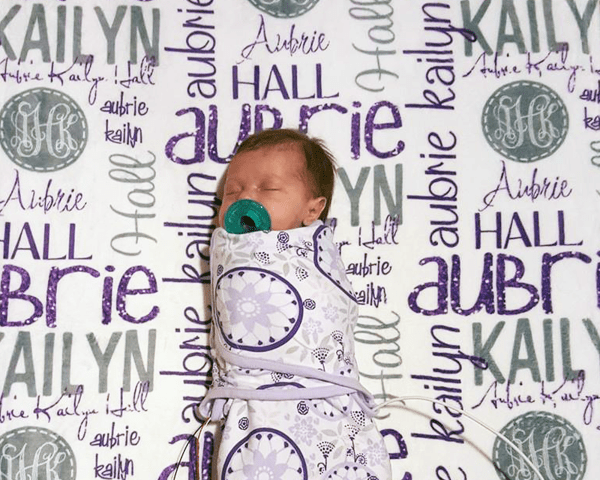 Aubrie Kailyn Blanket