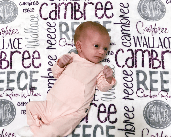 Cambree Reece Blanket