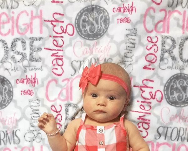 Carleigh Rose Blanket