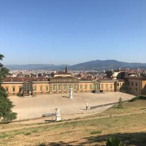 Views from Pitti Palace