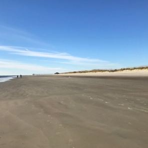 Beach at Tybee Island