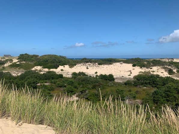 View from the Dunes tour