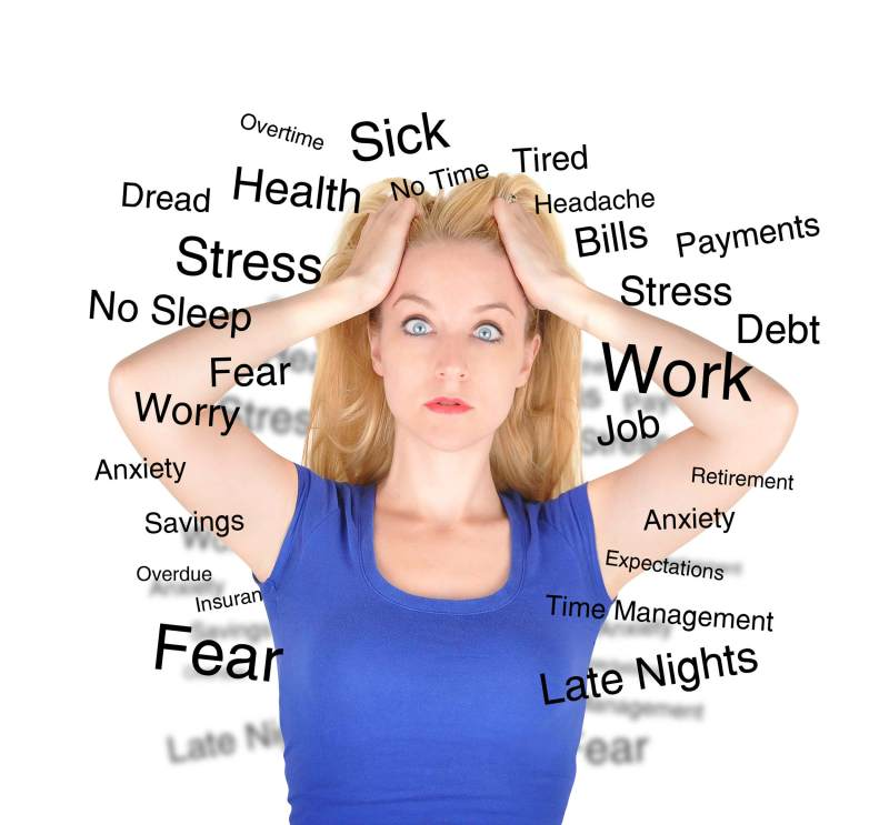 Stress - how to cope up with it ?