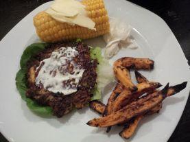 My Halloumi Burger