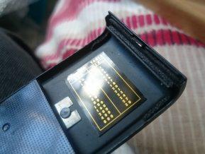 Replacement Camera Door Catch Light seal