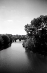 Welsh Bridge at Shrewsbury
