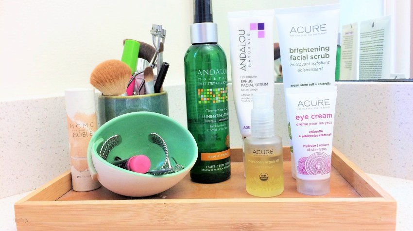 Favorite Natural Skin Care Products for my Almost 36-year-old Face