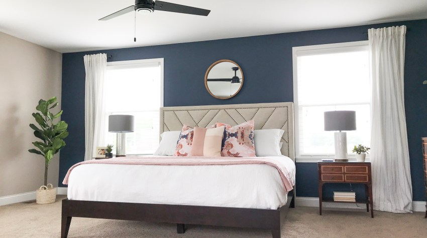 Master Bedroom Reveal!