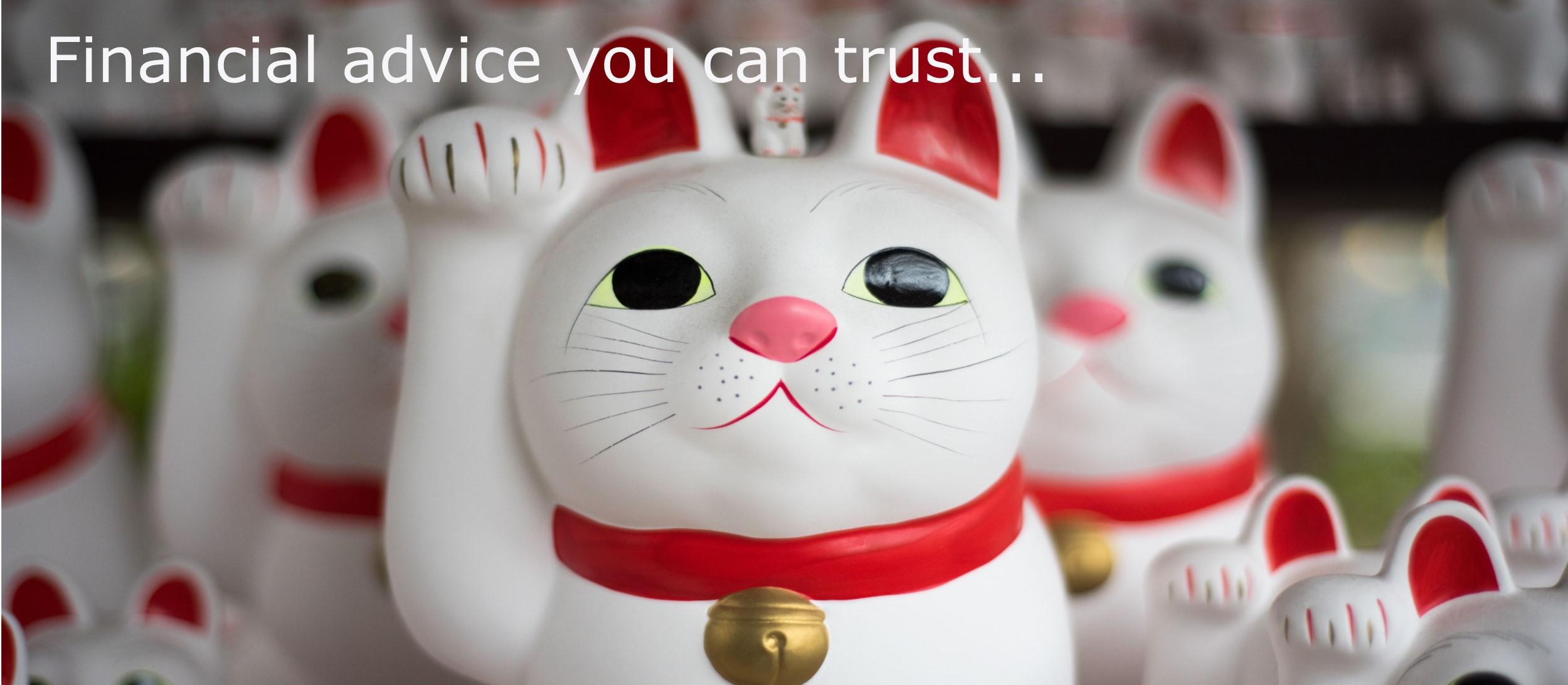 Japanese prosperity cat