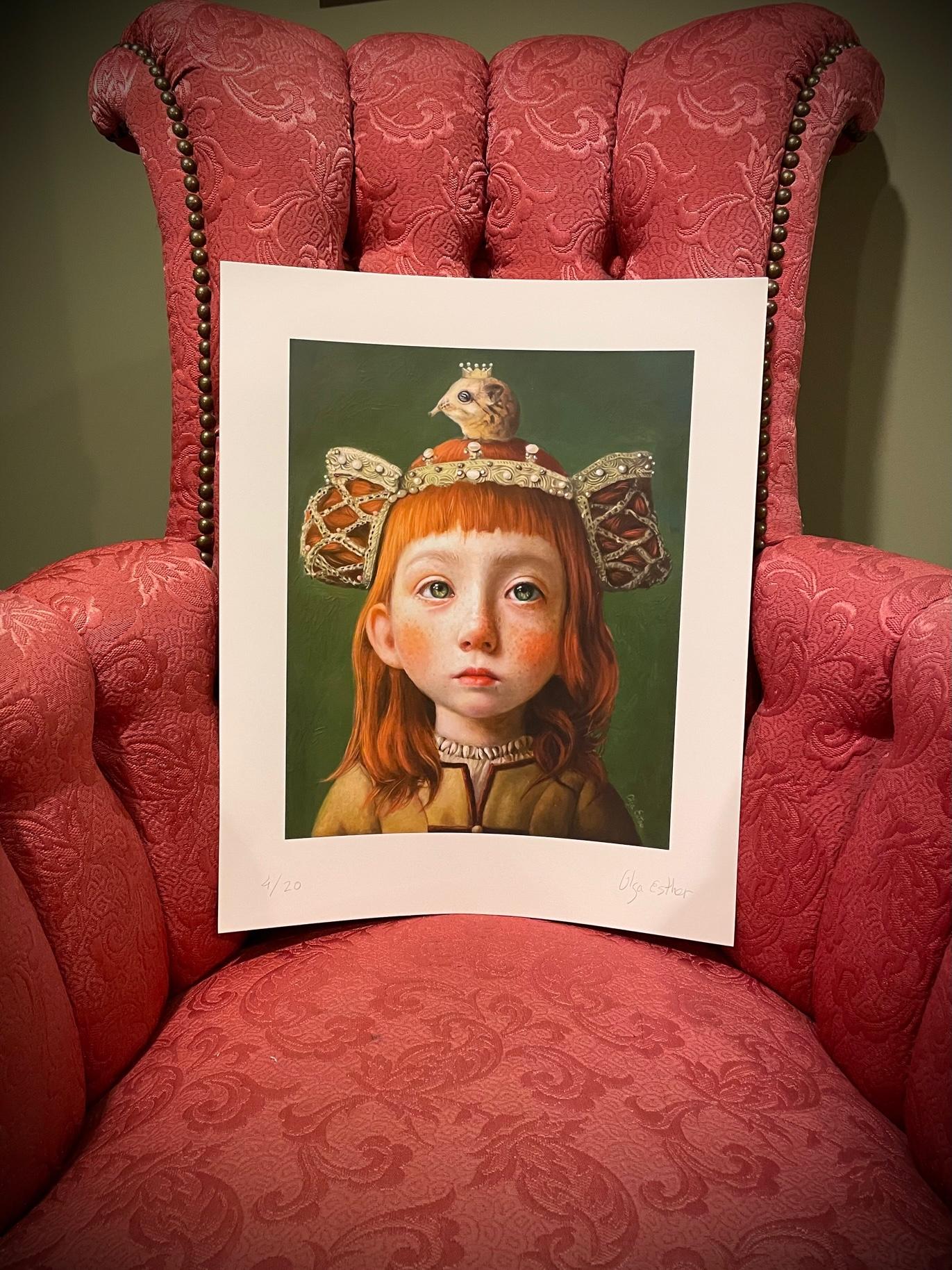 """Olga Esther """"Musarana"""" Number 1 Print"""