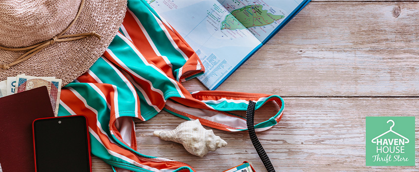 6 Thrift Store Shopping Tips for Your Next Beach Getawa