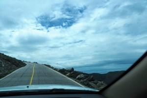 Mount Washington Auto Road Peril
