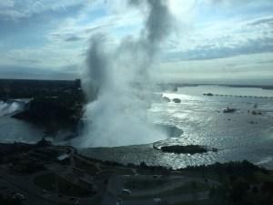 Morning over Niagara