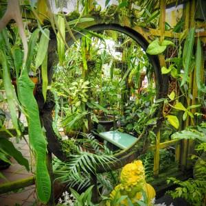 Garden structure inspiration.