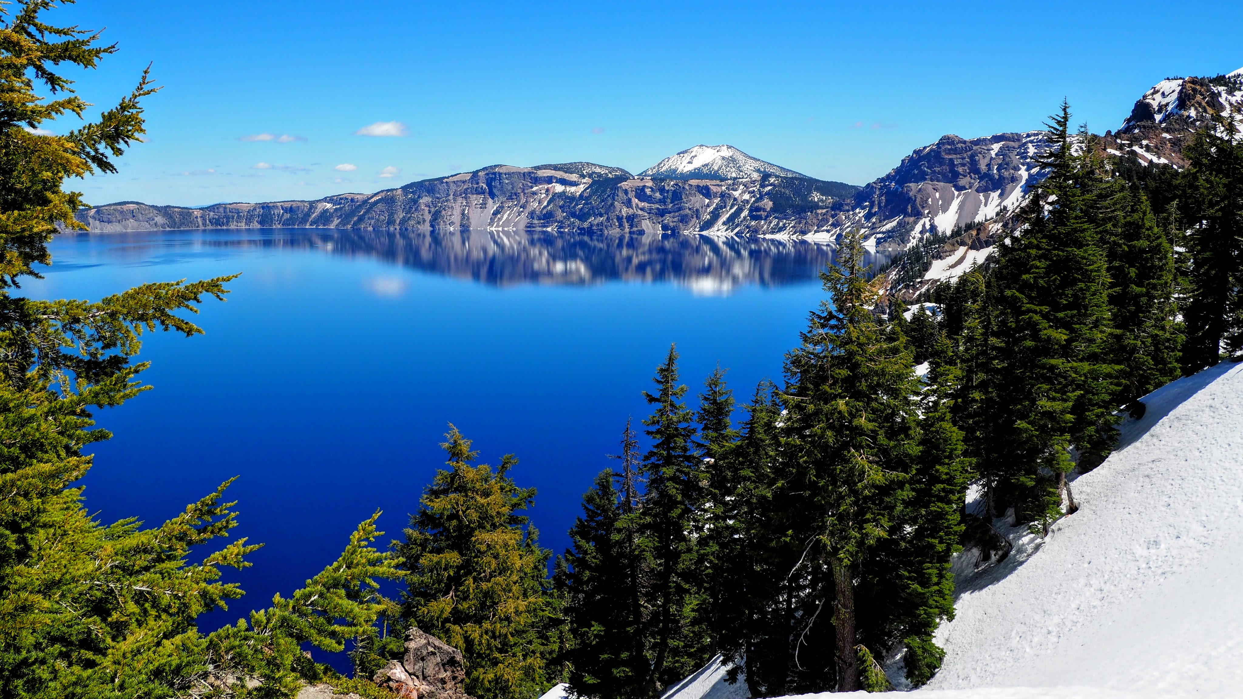 Postcard from Crater Lake