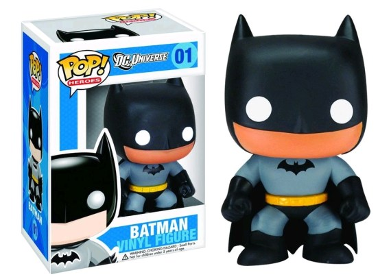 Batman – Batman Pop! Vinyl
