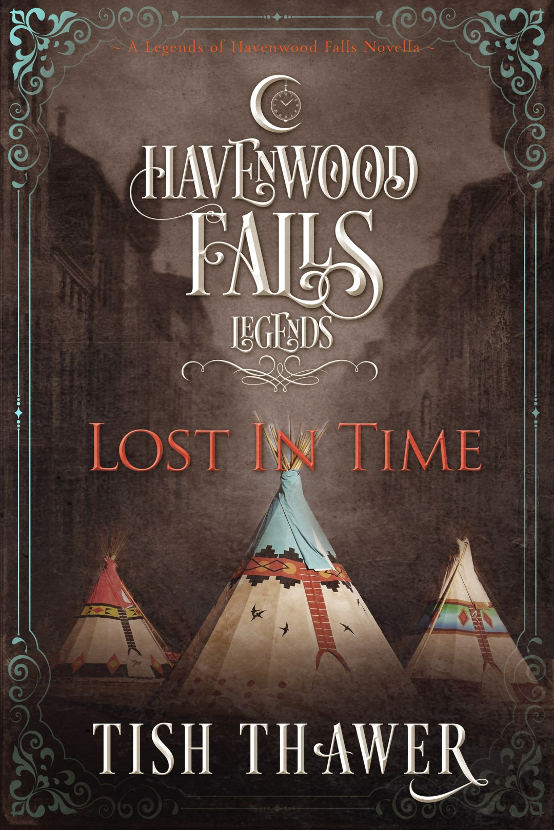 Lost in time a legends of havenwood falls novella by tish thawer but as their deaths loom and their next soul journey awaits they must decide who will protect this special land and the magic of the falls once theyre fandeluxe Choice Image