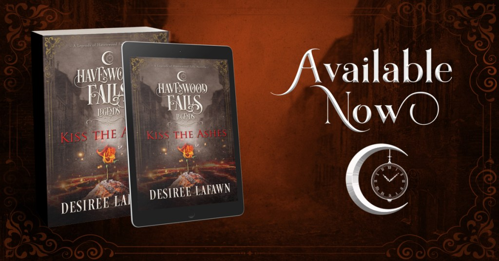 Kiss the Ashes Release Day