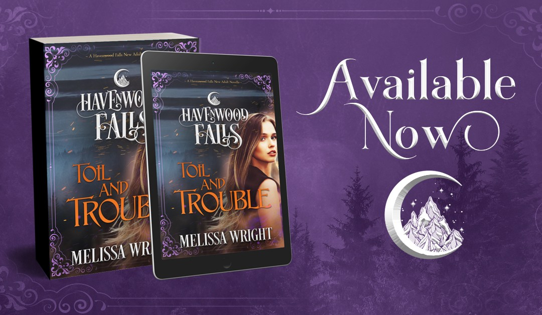 Toil & Trouble Release Day