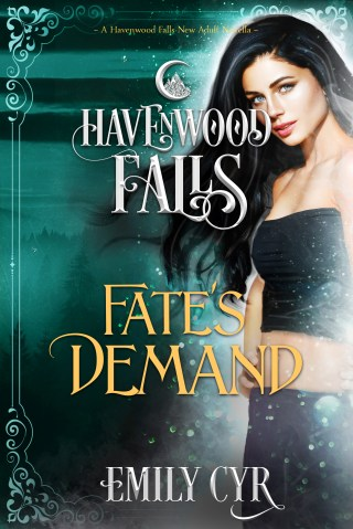 Release Day for Fate's Demand