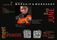 meet the speakers - Noel Robinson SMALL