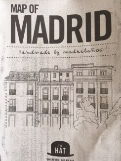 The Hat, Madrid, Spain, España, hostel, accommodation, travel, holidays, vacations, kids, children, family, tapas, rooftop bar