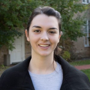 Arlene Casey '19 - Honor Council Co-Chair