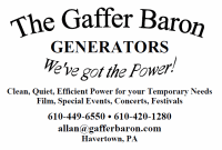 The Gaffer Baron Generators