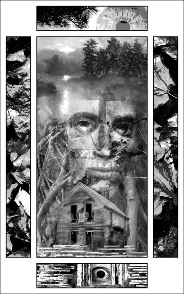 Haverhill House Publishing — Strange Seed by T.M. Wright (Interior Illustration #4)