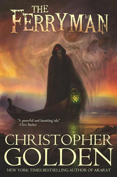 Haverhill House Publishing — The Ferryman by Christopher Golden