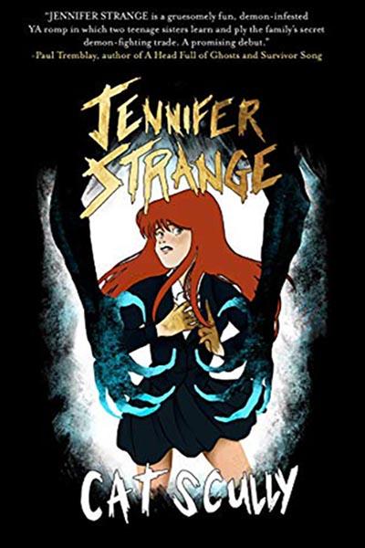Haverhill House Publishing — Jennifer Strange by Cat Scully