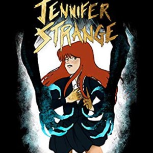 Haverhill House Publishing — Jennifer Strange by Cat Scully