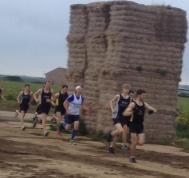 Running haystack
