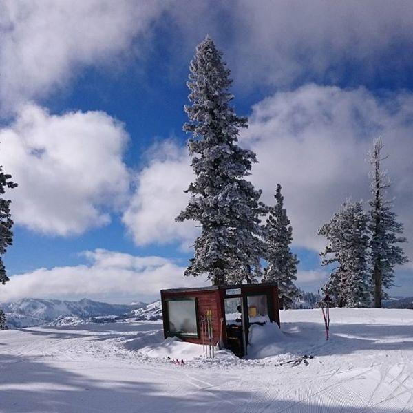 California har mer å by på en surfing og strender. Kan absolutt anbefale en tur til Truckee og Lake Tahoe for fantastiske skiforhold, både for langrenn og randonee. Takk @2rilnes for at du fikk meg i kontakt med Carol.